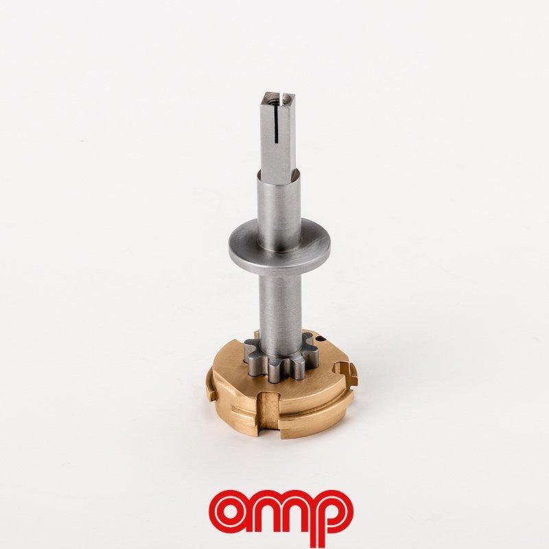 Lavorazioni meccaniche di precisione-Omp-complessivo tornito