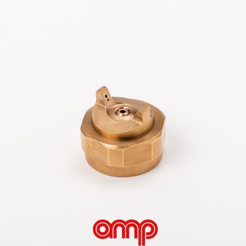 Lavorazioni meccaniche di precisione-Omp-raccordo in ottone