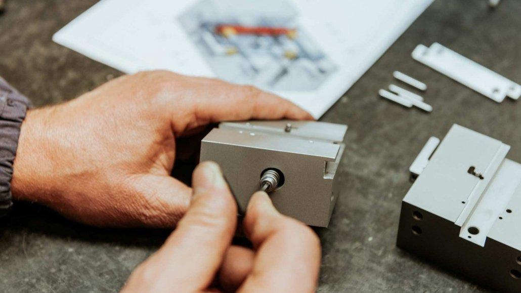 Montaggio meccanico- OMP snc