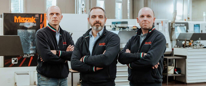 OMP Officina Meccanica di Precisione Camposanto Modena